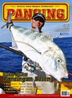 Revista Pancing, Malásia - Março de 2014