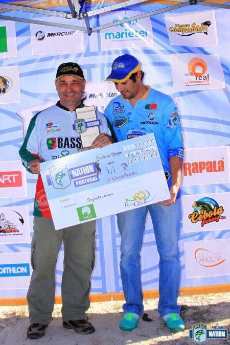 3º classificado do circuito - Pedro Silva