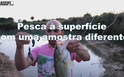 VIDEO: amostra de superfície diferente
