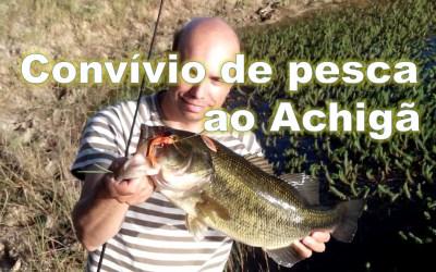 Convívio de pesca ao achigã