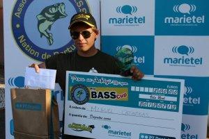 Miguel Catambas - 2º classificado