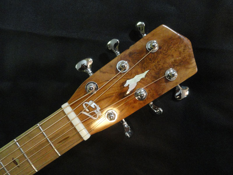 Lucy-headstock