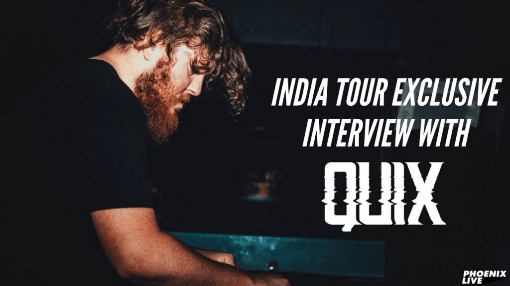 QUIX India Tour Interview