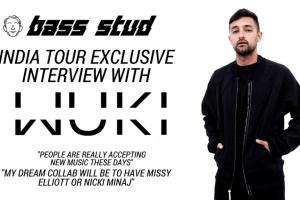 WUKI talks to Bass Stud on his debut India Tour