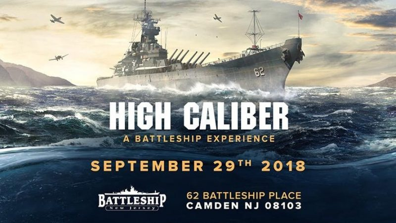 High Caliber Music Festival Is Bringing Bass On A Battleship