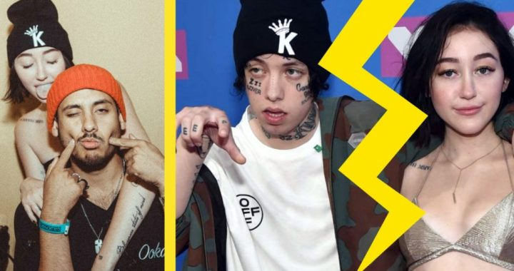 Lil Xan Breaks Up With Noah Cyrus Because Of A Picture With Ookay