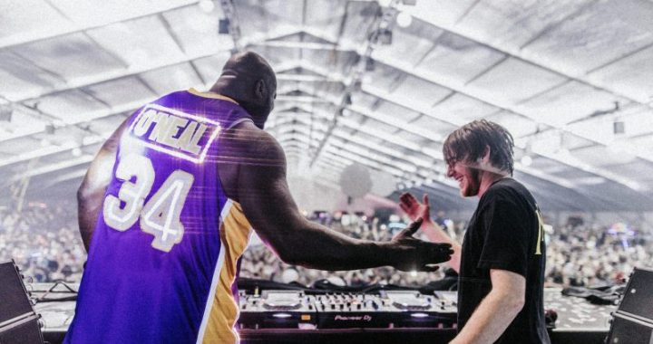 NGHTMRE, Shaquille O'Neal and Lil Jon team up for 'BANG'