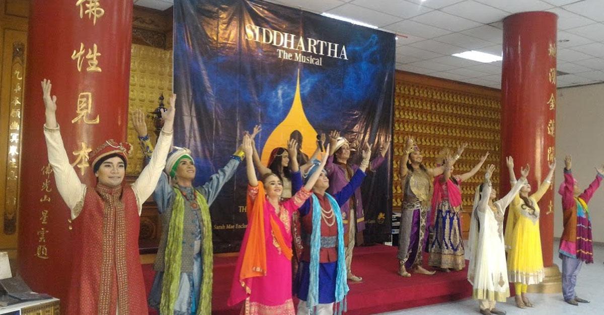 Siddhartha The Musical sa SM Cebu