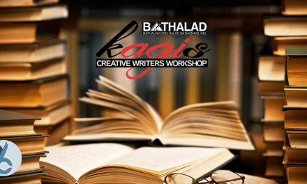 Padayon, 1st KAGIS Creative Writers Workshop!