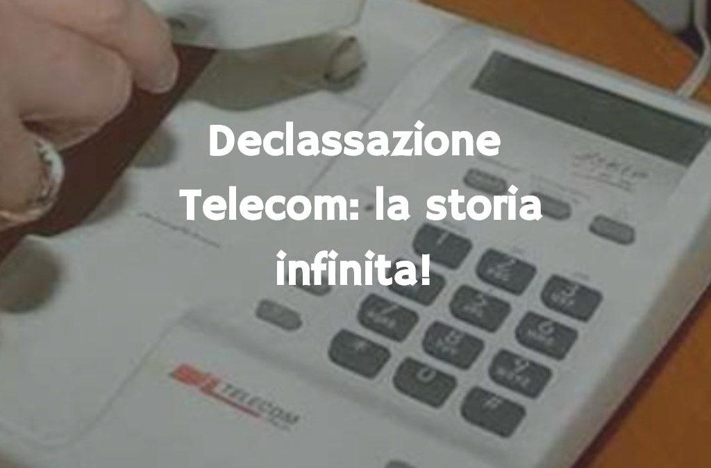 Declassazione telecom: come sbloccarla e risparmiare soldi