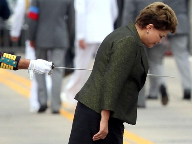 Quello che tutti sogniamo! Se solo al posto della signora ci fosse la Merkel!!! Purtroppo è solo un'illusione...