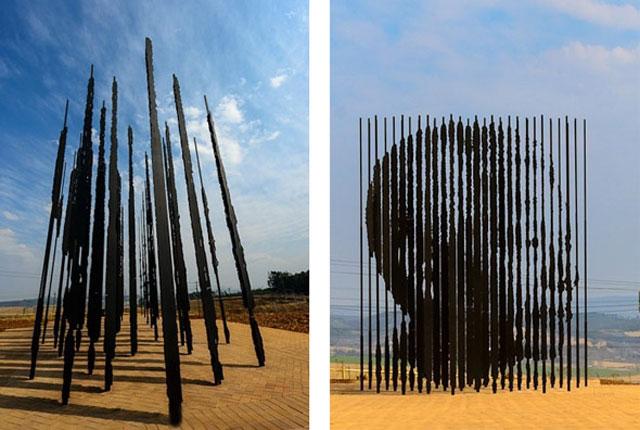 Quanti pali... un momento, ma quello è Mandela!!!