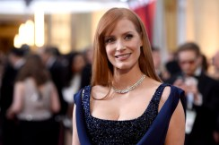 Jessica Chastain, collier di Piaget