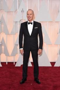 Michael Keaton in Ralph Lauren. Eleganza allo stato puro.