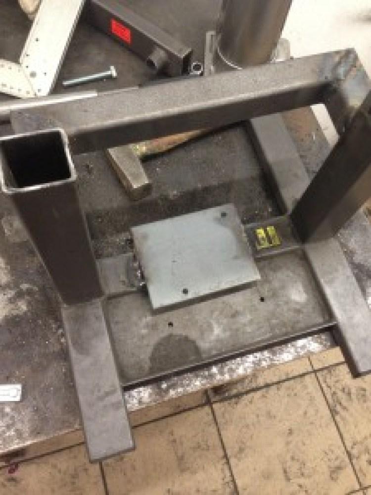 Montageständer TT600R 006