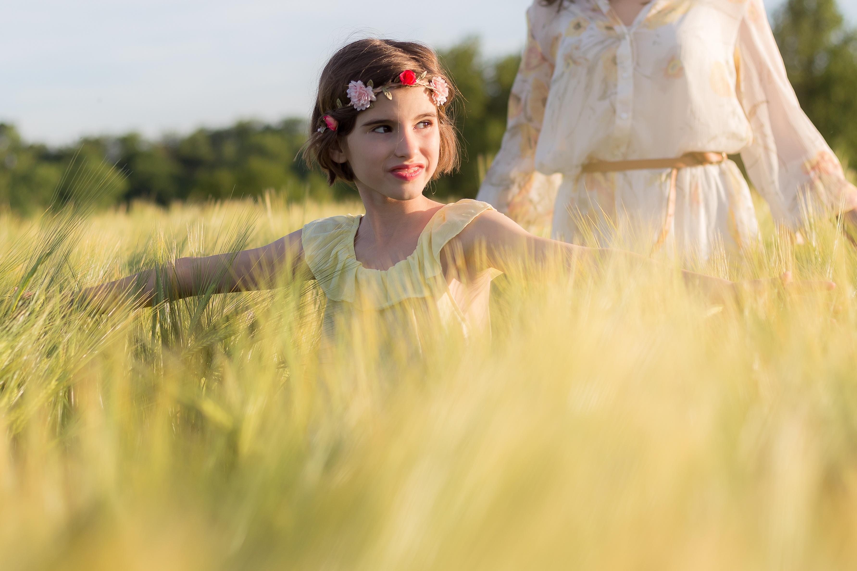 Portrait Enfant Landes