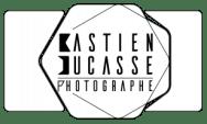 logo bastien ducasse photographe landes