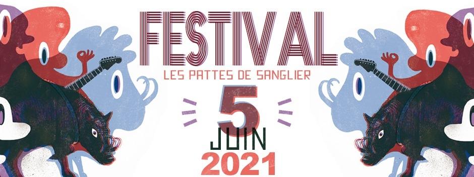 [Reporté] Festival Les Pattes de Sanglier 2021