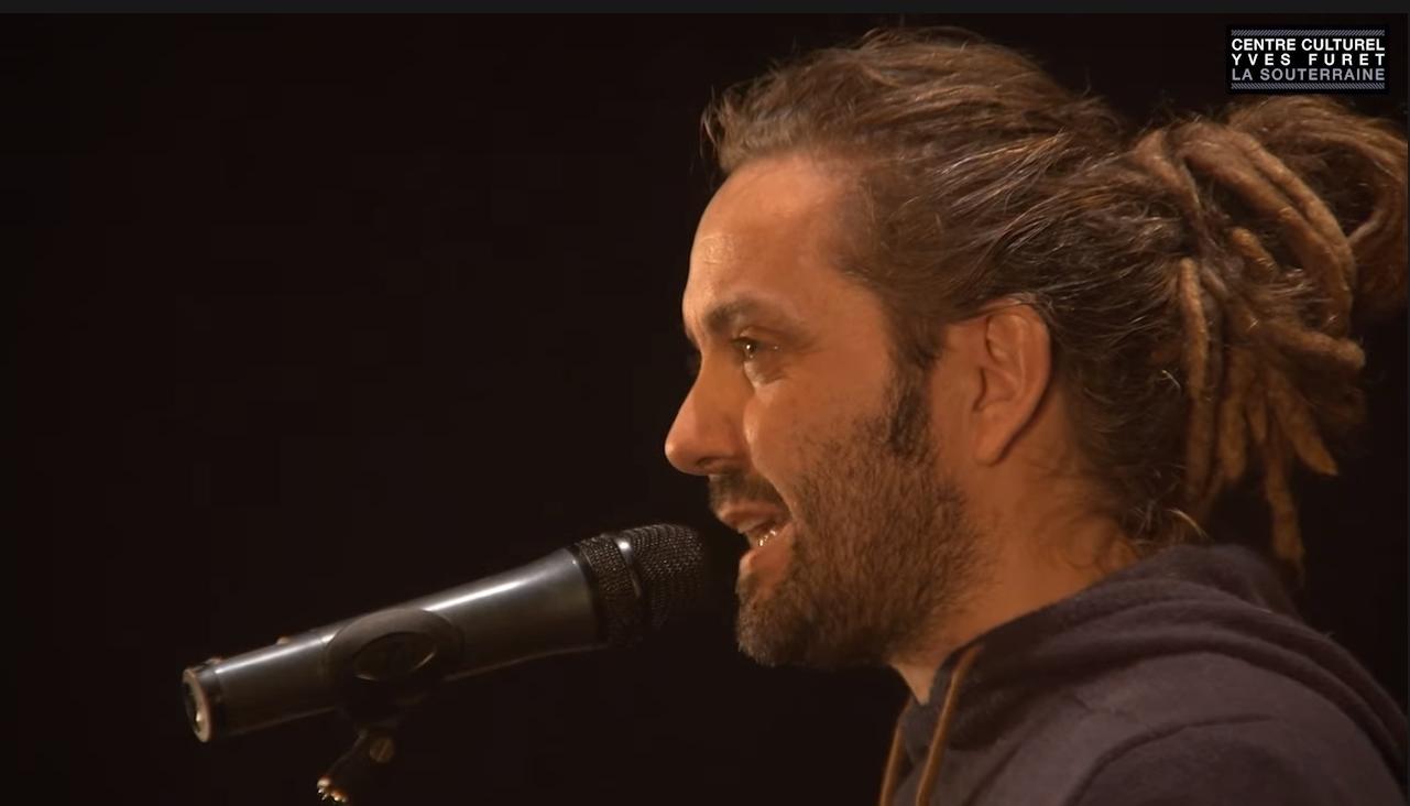 Govrache en concert à La Souterraine