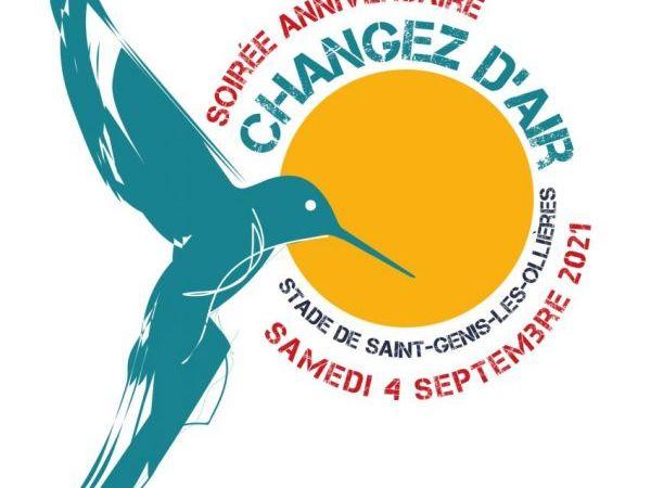 Soirée des vingt ans du festival Changez d'Air