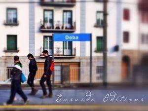 Estación de Deba (Euskotren)