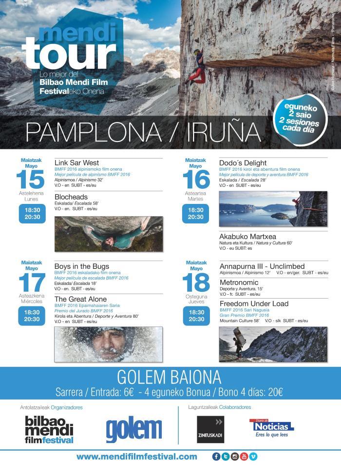 MendiTour Pamplona