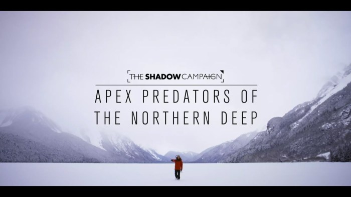 APEX PREDATORS OF THE NORTHERN DEEP