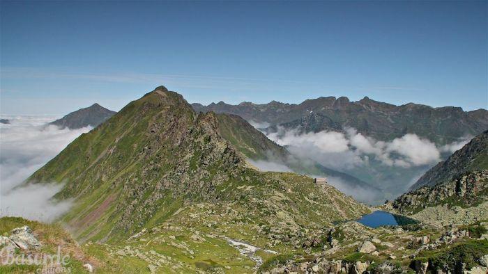 Senderismo por el Pirineo Frances