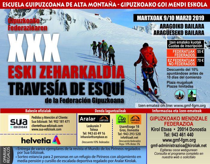 XXX Travesia Esquí