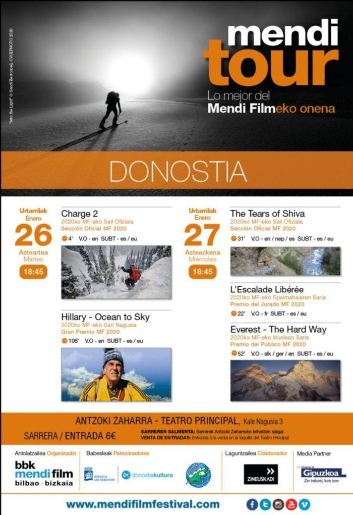 MendiTour Donostia