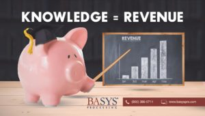 Blog - BASYS Processing to Release Merchant Services Bank Education Videos. Knowledge = Revenue.