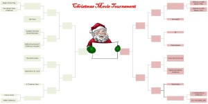 BASYS Processing - Christmas Movie Tournament Bracket Photo