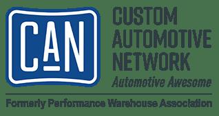 BASYS CAN Custom Automotive Network logo