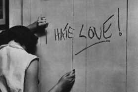 We hate love too…sometimes.