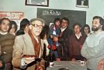 Julio Anguita en Camas 1985
