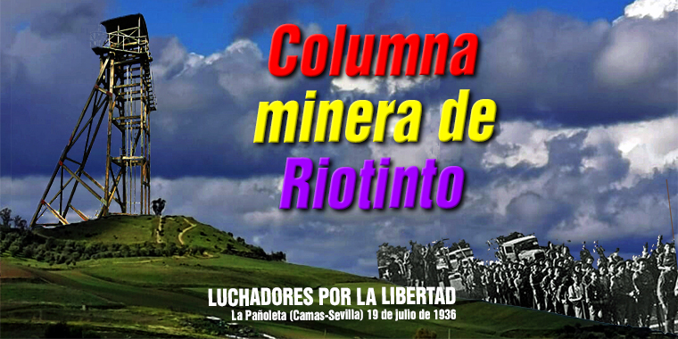 Columna Minera de Riotinto