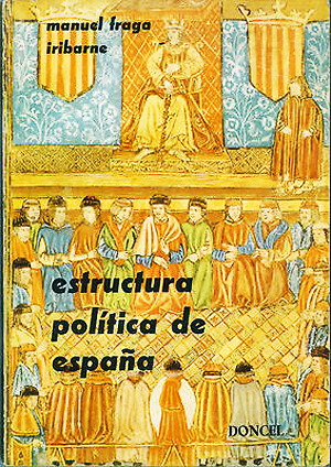 FEN estructura política de España