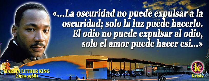 Luther King - Odio y Amor