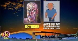 Octubre por Víctor Marín