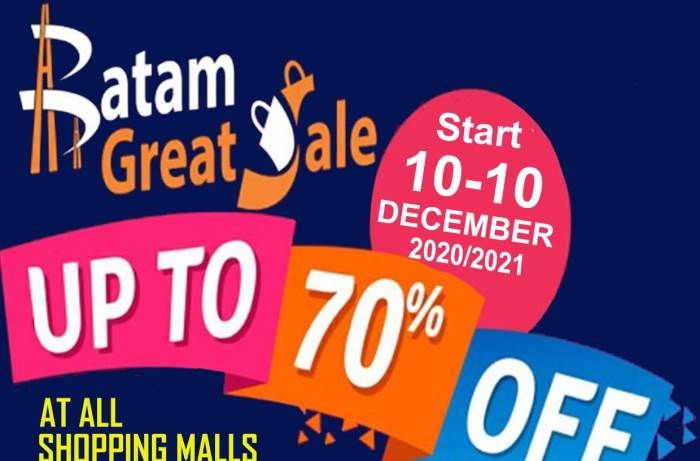 Batam Great Sale