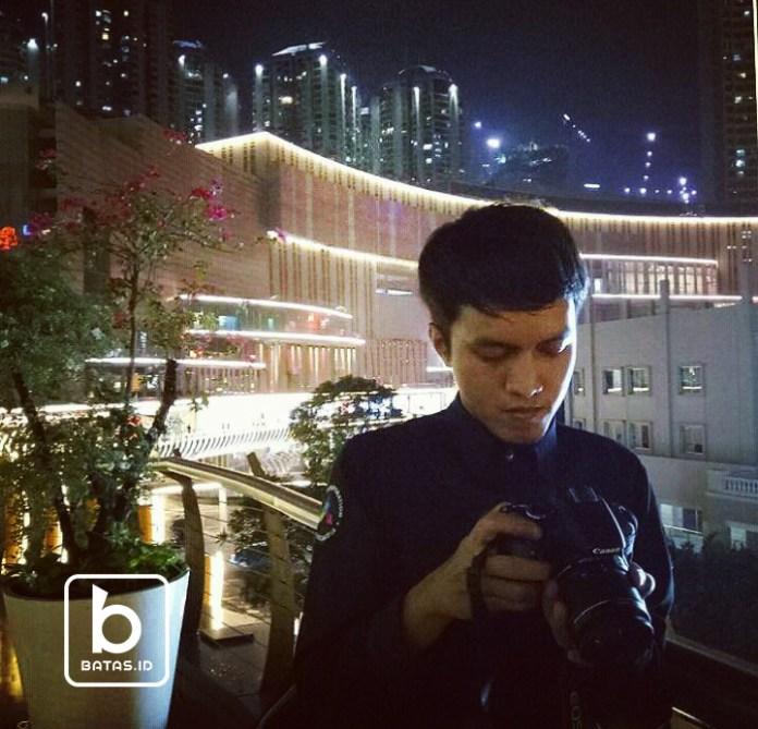 Selfi, Foto : Siti Dijee/batas.id