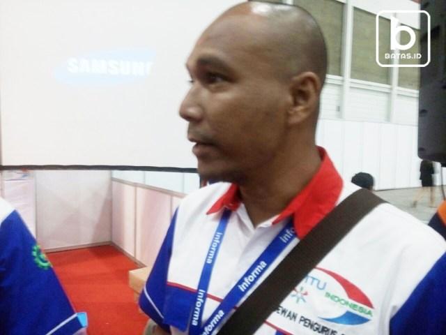 Pri Nurhartono, Sekum Apitu Indonesia/foro NRP/batas.id