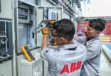 ABB Memenangkan Proyek Kelistrikan di Indonesia Senilai US$40 Juta