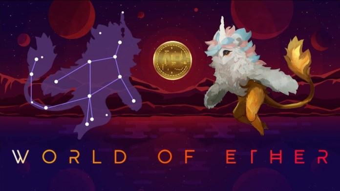 Game Kripto Terpopuler Itu Bernama World of Ether
