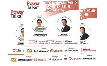 """Free: """"How to Make Your Brand Exist in Digital Era"""""""