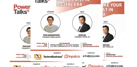 "Free: ""How to Make Your Brand Exist in Digital Era"""