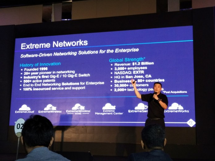 Solusi XMC, Tumpuan Baru Extreme Networks