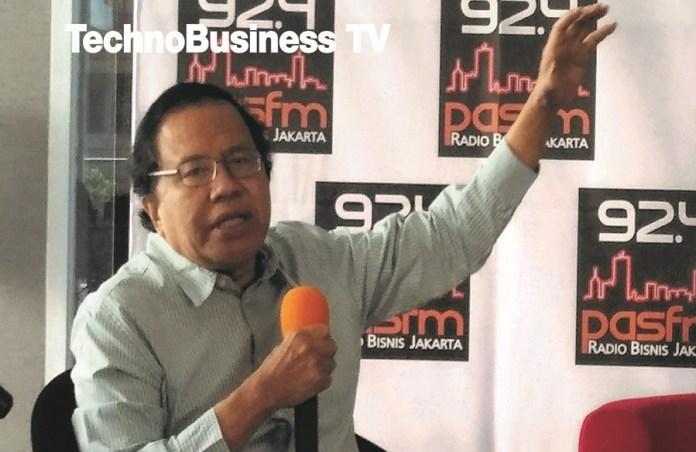Rizal Ramli: Kebijakan Pengetatan Anggaran Justru Memperlambat Perekonomian