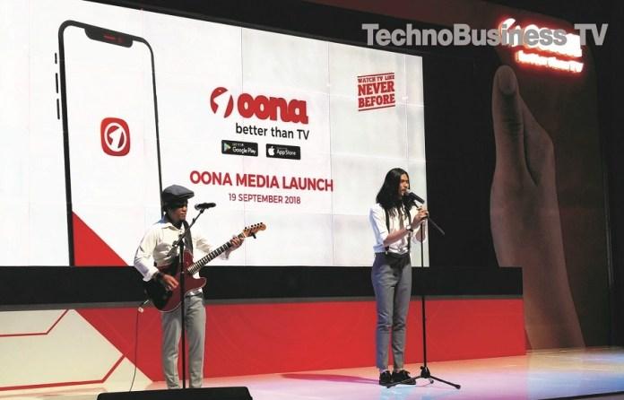 Yuk, Ngeband Asyik Bareng VIRZA dan OONA TV (1)