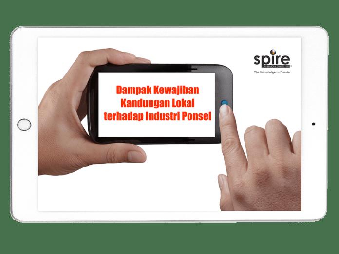 Dampak Wajib Kandungan Lokal terhadap Industri Ponsel